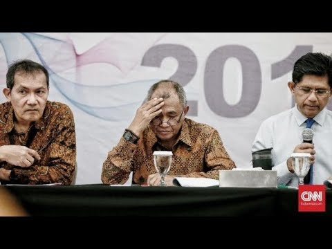 Ketua KPK Serahkan Tanggung Jawab KPK ke Presiden