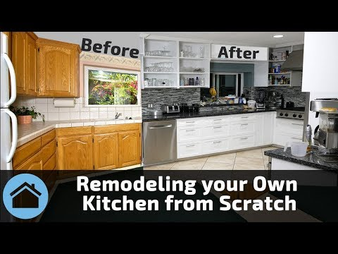 $80K DIY Kitchen Remodel for $20K: Learn from My Mistakes, Experiences, & How-To