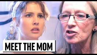 Meet The Parent ft. Amanda Cerny & Johannes Bartl | Funny Family Sketch Videos 2018 - Video Youtube