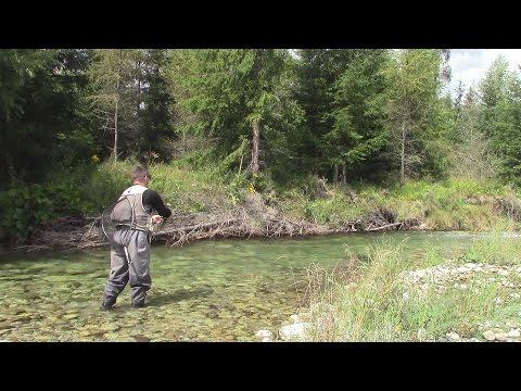 Flyfishing in Slovakia