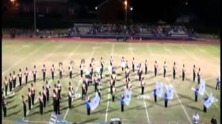 Prairie Grove (42) vs Berryville (7) 2011