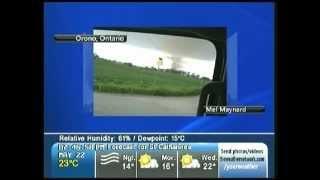 Orono Tornado - May.22, 2012