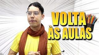 VOLTA ÀS AULAS E NOSSO AMIGO NERD