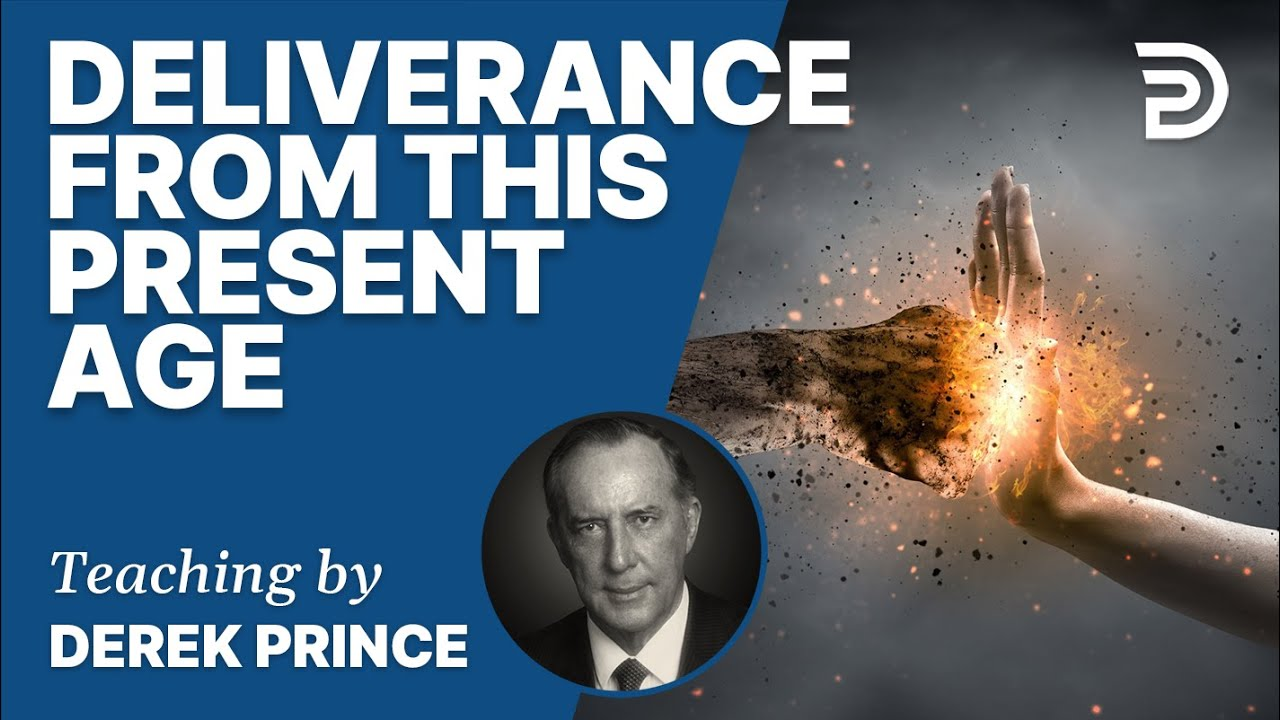 YouTube thumbnail for Deliverance From This Present Age / Deliverance From Law And Self