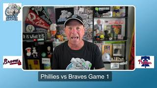 Philadelphia Phillies Vs Atlanta Braves Game 1 Free Pick 8/9/20 MLB Pick And Prediction