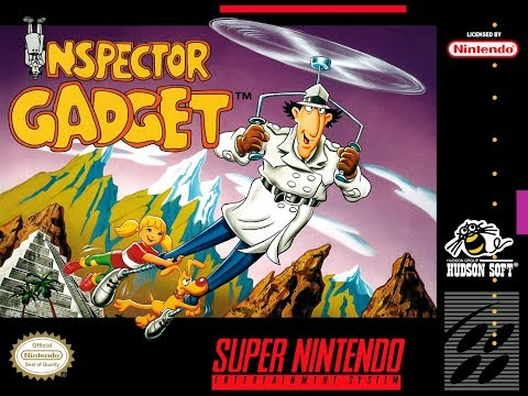 Is Inspector Gadget [SNES] Worth Playing Today? - SNESdrunk