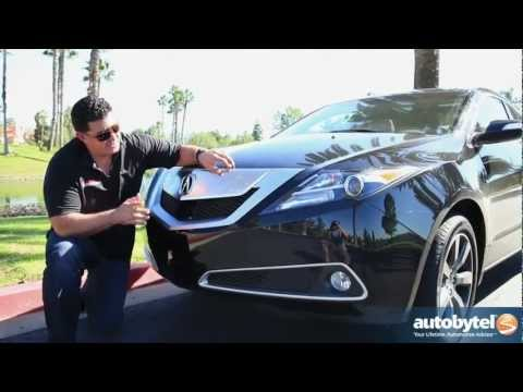 2012 Acura ZDX: Video Road Test and Review