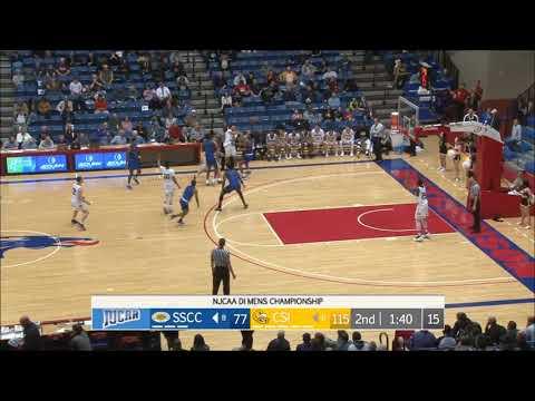2018 NJCAA DI Men's Basketball Championship Highlights - Day One
