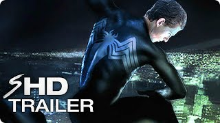 "VENOM ""Peter Parker Symbiote"" Trailer (2018) Concept Tom Holland Marvel Movie"