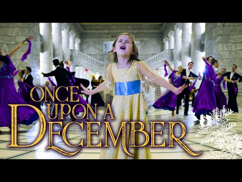 Once Upon A December (Anastasia) - 7-Year-Old Claire Crosby