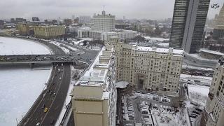 Трехпалубный пентхаус: ЦУР нашёл самую большую квартиру Москвы