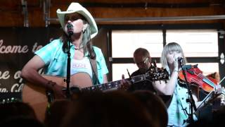 Terri Clark LIVE in Nashville at Fan Club Party, 6/5/14