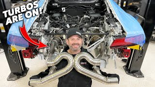Tearing down & Prepping my Audi R8 for 1150hp by 1320Video