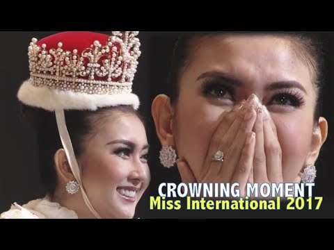Miss International 2017: CROWNING MOMENTS & Winner Announcement - FULL SHOW (HD)