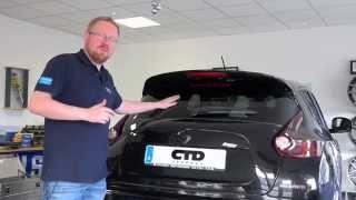 Clarion NX504E Einbau im Nissan Juke Teil 1
