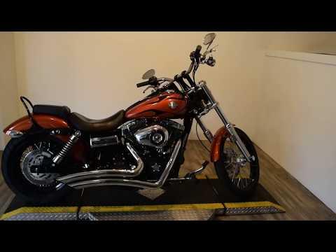 2011 Harley-Davidson Dyna® Wide Glide® in Wauconda, Illinois
