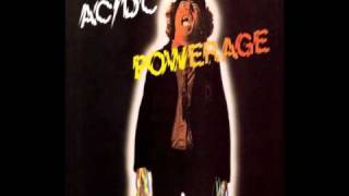 AC/DC Powerage - Down Payment Blues