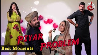 Kiya Mamu Adil Ki Shadi Shazia Say Karwana Chahtay Hain? | Pyar Problem I Pakistani Telefilm