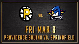 Thunderbirds vs. Bruins | Mar. 6, 2020