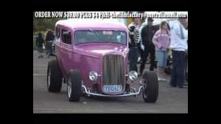 preview picture of video '10,000 HOT RODS AT GOULBURN AUSTRALIA'