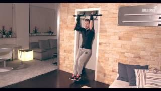 Top Workout Übungen für zu Hause mit dem Gorilla Sports 6-in-1 Set