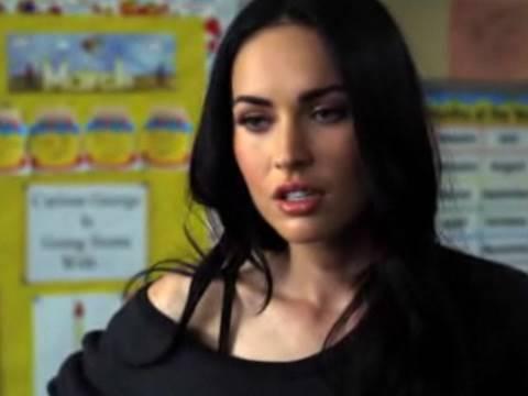 Hot for Teachers w/ Megan Fox and Brian Austin Green
