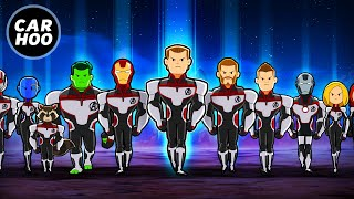 What If This Happened in Avengers Endgame【Marvel Superheroes Parody】