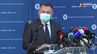 Tătaru: În acest moment, în Bucureşti nu avem şcoli care să nu poată duce măcar scenariul 2