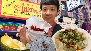 New York City Chinatown Tour Part 2! Manhattan Chinatown - Video Youtube