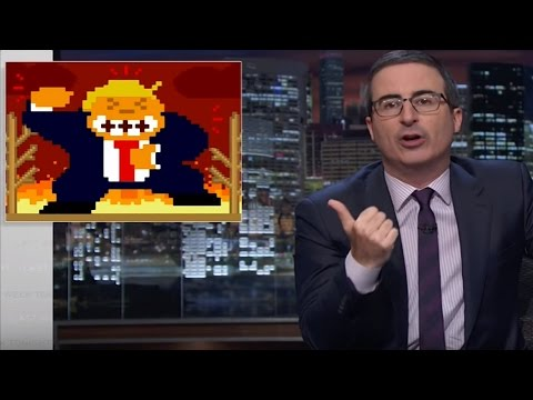 Last Week Tonight With John Oliver Destroy Donald Trump on Sexual Assault