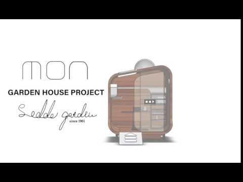"""บ้านในสวน MINI HOUSE """"MON"""""""