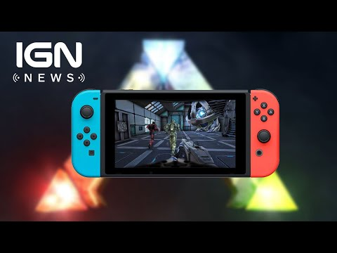 ARK: Survival Evolved Coming to Nintendo Switch - IGN News