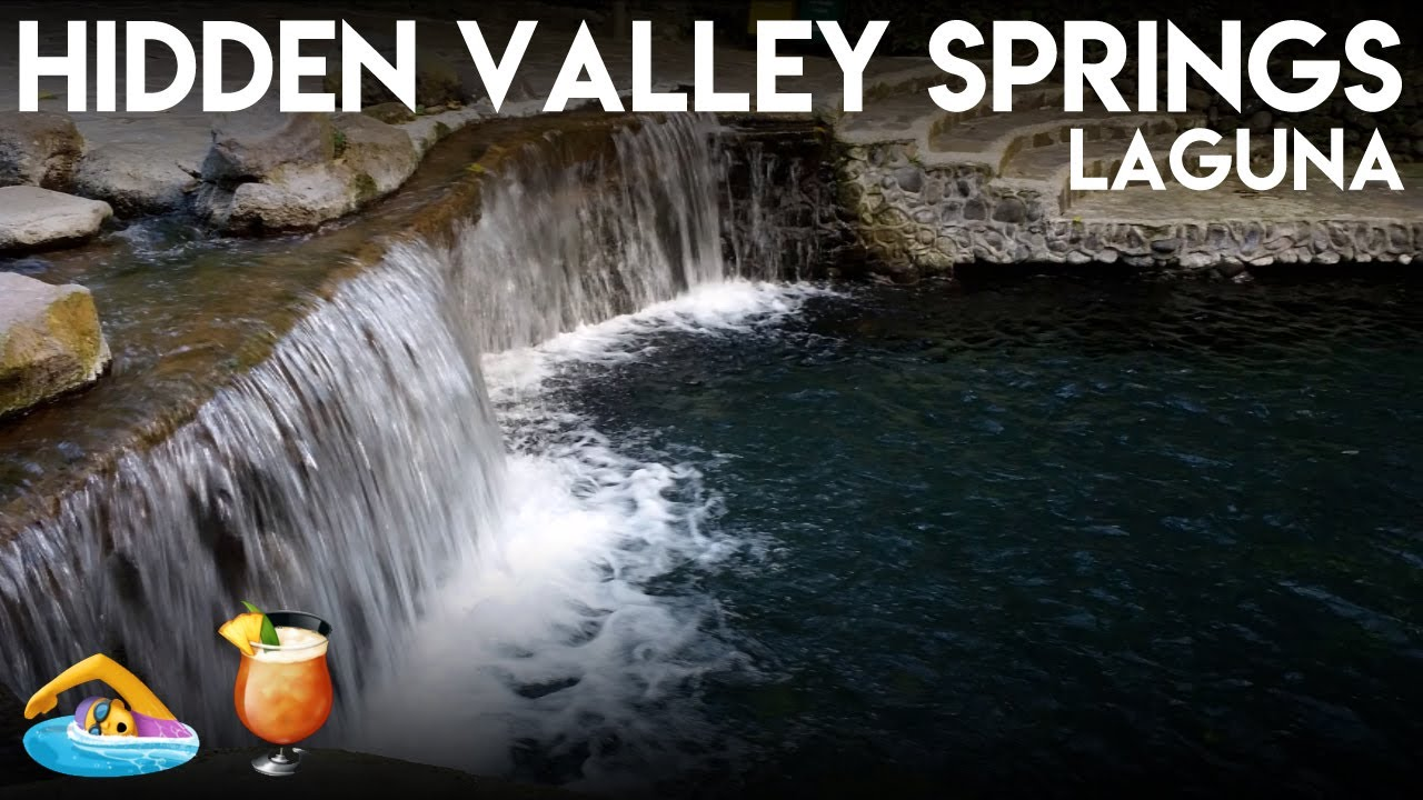 Video Hidden Valley Hot Springs Resort Photos And Videos Calauan