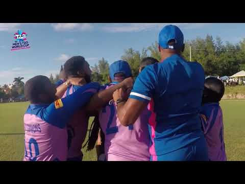 Winning Moment As Bermuda Qualify For Next Round, Aug 22 2019
