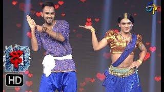 Pradeep Performance | Dhee 10 |  29th November 2017| ETV Telugu