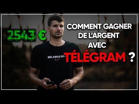 Comment Gagner De L'argent Avec Un Groupe Telegram ? Comment Gagner De L'argent Avec Un Groupe Telegram ?