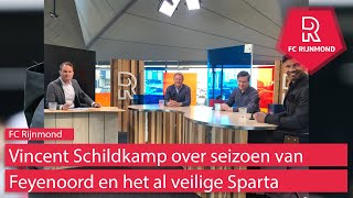 Schildkamp in FC Rijnmond: 'In Europa geen rechtsbuiten die de cijfers van Berghuis kan overleggen'