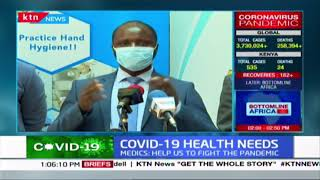 KMPDU: Our lives are on the line in the fight against COVID-19