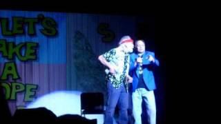 Cheech & Chong - Let's Make A Dope Deal: Bob Wins! - Live At The Music Hall, Kansas City, MO 1/17/19