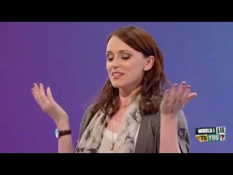 Keeley Hawes a lhaní - Would I Lie to You?