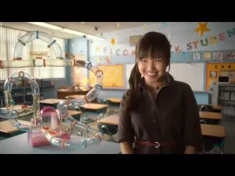 Target, and Target Back to School Commercial (2011) (Television Commercial)