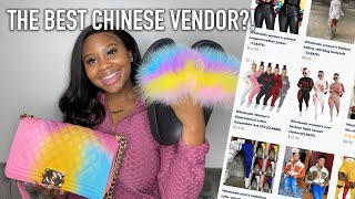 THE BEST CHINESE VENDOR?! 😱  HELAROCKY CLOTHING, SHOES & MORE! | BOSS BABE | TROYIA MONAY