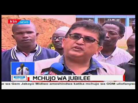 Shughuli za mchujo wa Jubilee zaendela Imenti