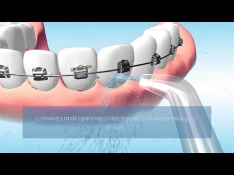 Jetpik JP50 Home kaina ir informacija | Elektriniai dantų šepetėliai | pigu.lt