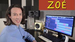 """En studio avec Dominique de Witte : """"ZOÉ"""" #8"""