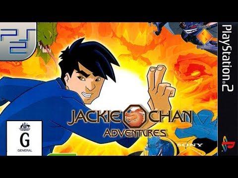 Longplay of Jackie Chan Adventures