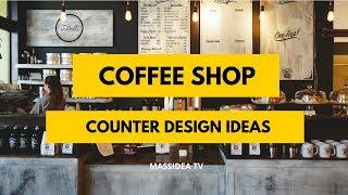 65+ Best Coffee Shop Counter Design Ideas