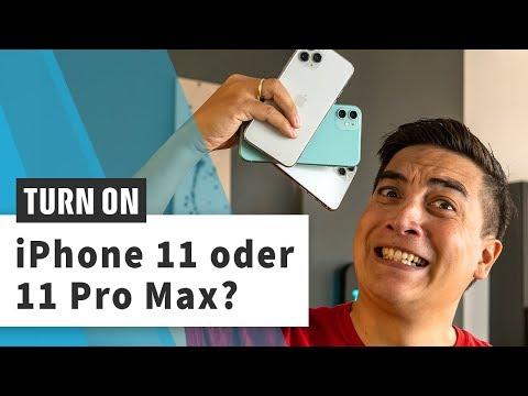iPhone 11 vs. iPhone 11 Pro: Lohnt sich der Pro-Aufpreis?