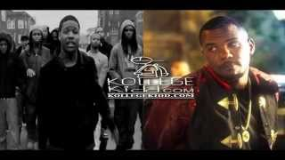 Lil Durk and The Game End Beef After Confrontation In Los Angeles | @kollegekidd