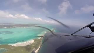 Landing @ Great Exuma, Bahamas (MYEF)